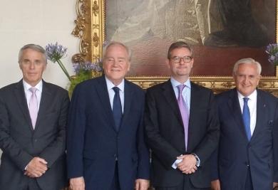 Christian-Cambon-Jean-Pierre-Raffarin-Julian-King1