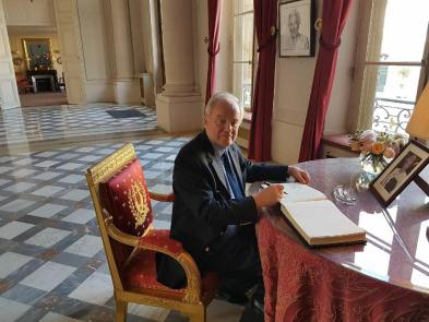 Christian Cambon - attentas londres - ambassade Grande-Bretagne