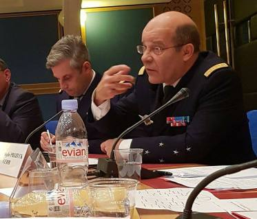 Christian Cambon - amiral Christophe Prazuck (Marine)