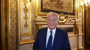 Christian Cambon - senateur Val-de-Marne elections senatoriales