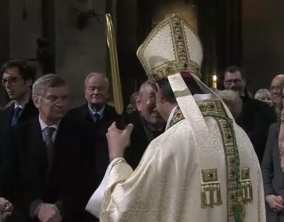 Christian Cambon - Monseigneur Michel Aupetit