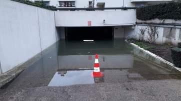 Christian Cambon - inondations Val-de-Marne