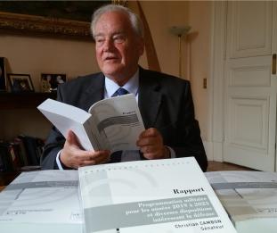 Christian Cambon - rapport loi de programmation militaire