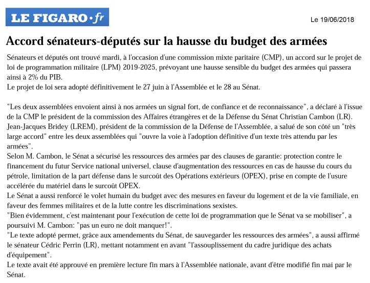 Christian Cambon - CMP - LPM - le Figaro