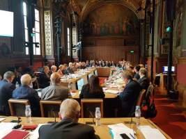 commission affaires etrangere defense