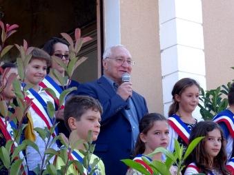 Christian Cambon - fête de la Saint-Leu à Périgny-sur-Yerres