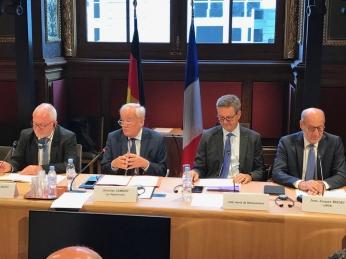 1 Christian Cambon senat Franco allemands