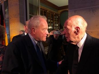 Christian Cambon - Valéry Giscard d'Estaing