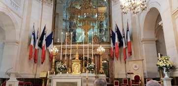 11 novembre - cathedrale Saint Louis des Invalides