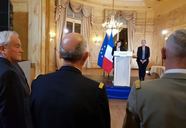 christian cambon - ministre parly