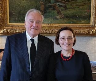 Cjristian Cambon - Ambassadrice Macedoine senat