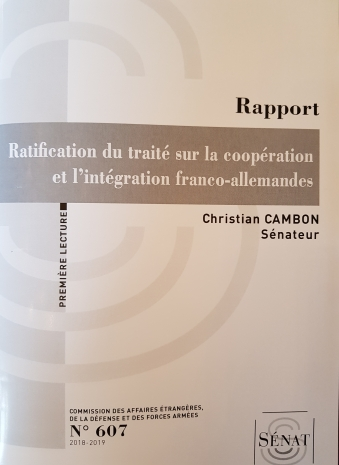 Rapport Christian Cambon