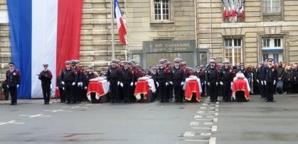 1- Hommage policiers prefecture de police