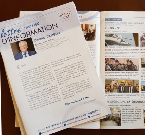1-Lettre information Christian Cambon - Fevrier 2020