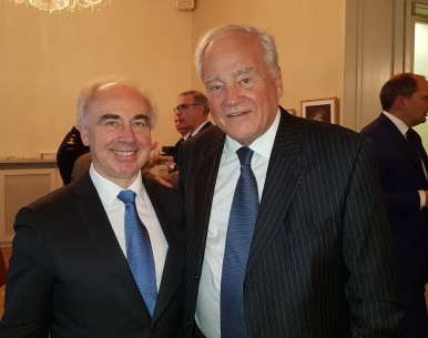 ambassadeur estonie - Christian Cambon
