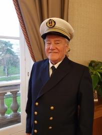 Christian Cambon capitaine de vaisseau