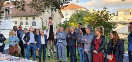 Christian Cambon - Françoise Lecoufle - Limeil Brevannes