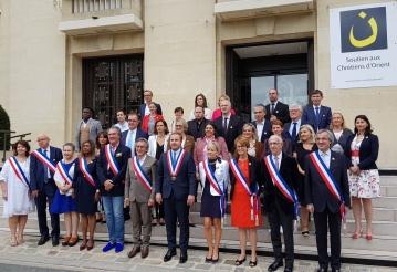 Conseil municipal de Saint-Mande
